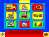 Fisher-Price Learning in Toyland Windows Select a building block puzzle
