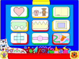 Fisher-Price Learning in Toyland Windows Select a craft to decorate
