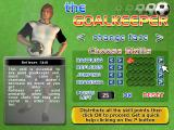 The Goalkeeper Windows Character creation