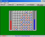 Microsoft Entertainment Pack 4 Windows 3.x Tic Tac Drop