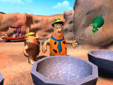 The Flintstones: Bedrock Bowling Windows The Great Gazoo offers a solution