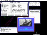 Harpoon II DOS Ship database