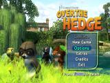 Over the Hedge Windows Title Screen