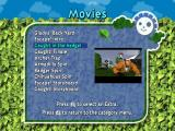 Over the Hedge Windows Unlockable content - movies.