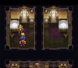 Treasure Hunter G SNES In a room in an inn.