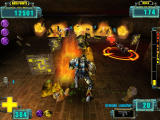 X-COM: Enforcer Windows At the highest upgrade level, the grenade launcher spits out an insane number of explosives.