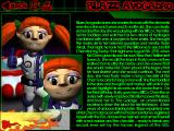 ChemRacer 2713: The Legend of Kid Chem Windows A lengthy bio of the player character
