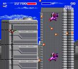 Air Buster Genesis The bullets are tiny and many.