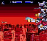 Air Buster Genesis First phase boss