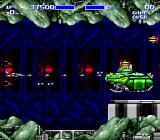 Air Buster Genesis Start of the second phase