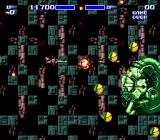 Air Buster Genesis Second phase boss
