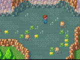 Secret of Mana SNES Starting the game