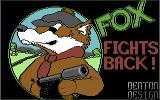 Foxx Fights Back Commodore 64 Loading screen