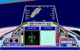 Top Gun: Danger Zone DOS Carrier landing