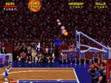NBA Jam SNES He's on fire!
