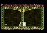 Plot's Atari 8-bit Using up your lightning means you'll lose a life... feeling woozy?