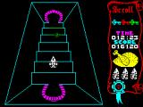 Atic Atac ZX Spectrum Stairs