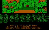 The Wizard of Oz DOS Introduction 5