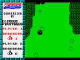 Xevious ZX Spectrum I'VE BEEN HIT!
