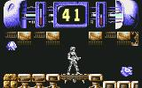 Trantor the Last Stormtrooper Commodore 64 On level 2