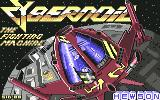 Cybernoid: The Fighting Machine Commodore 64 Loading screen