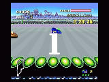 F-Zero SNES Finished the race 1st place!