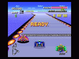 F-Zero SNES Second level