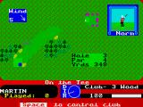 Pro Golf ZX Spectrum Hit this one right on centre.