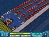 Cruise Ship Tycoon Windows Close-up of a part of deck 3 on my large cruise ship. Note the overcrowded restaurant to the left.