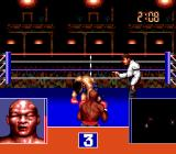 George Foreman's KO Boxing Genesis The opponent is brought to his knees.