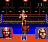 George Foreman's KO Boxing Genesis Second opponent