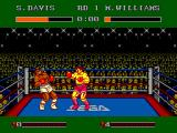 "James ""Buster"" Douglas Knockout Boxing SEGA Master System Third opponent"
