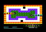 Archon II: Adept Amstrad CPC And so the eternal battle begins.