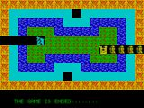 Archon II: Adept ZX Spectrum Game over and the good guys won.