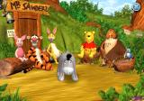 Playhouse Disney's The Book of Pooh: A Story Without a Tail Windows The player can select a character to search with or press CTRL + I to view the completion screen