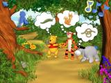 Playhouse Disney's The Book of Pooh: A Story Without a Tail Windows Kessie singe her song and describes the word she needs to complete a rhyme - the player selects one of the images