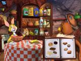 Playhouse Disney's The Book of Pooh: A Story Without a Tail Windows Picking a cookie to bake with Rabbit and Owl