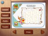Playhouse Disney's The Book of Pooh: A Story Without a Tail Windows ...and mazes