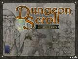 Dungeon Scroll Windows Start menu