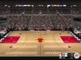 NBA Live 2003 Windows End of first quarter.