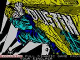 Dustin ZX Spectrum Loading screen