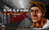 Fallen Angel Atari ST Loading screen
