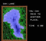 The Black Bass NES Final round is on San Lake