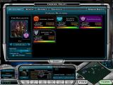 Galactic Civilizations II: Dread Lords Windows Foreign Affairs - see the status of other races and organize your espionage network.