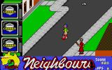 Neighbours Atari ST Mrs. Mangel