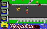 Neighbours Atari ST Avoided Bouncer.