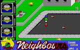 Neighbours Atari ST A dead-end, but with bonuses on offer