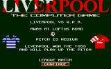 Liverpool: The Computer Game Atari ST Ready to play.