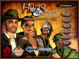 Hide & Secret: Treasure of the Ages Windows Title screen