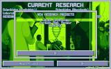 X-COM: Terror from the Deep DOS Your scientists research new technologies